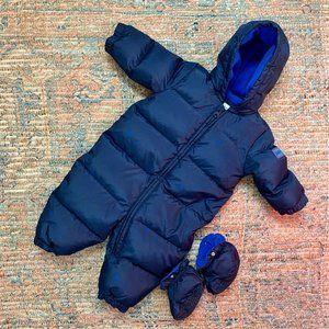 Baby Gap Infant Snowsuit | 6-12m